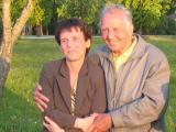 Valentīns Biķernieks un pirmā automobiliste Tamāra